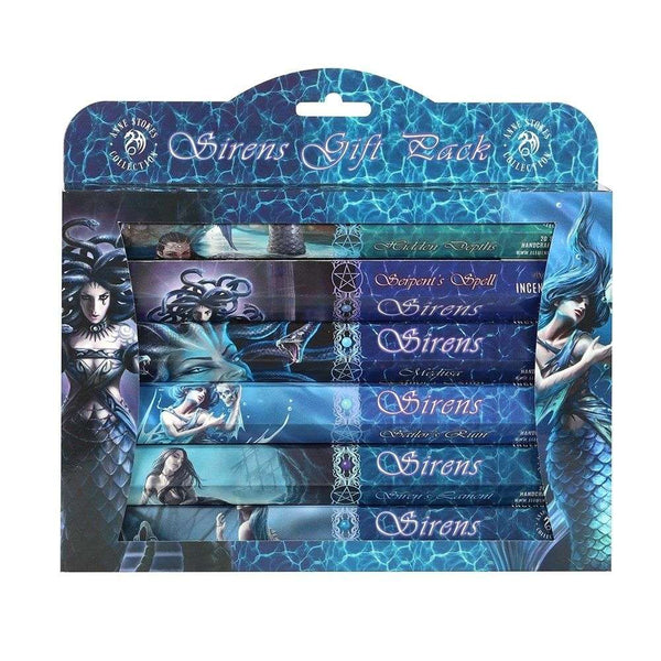 Anne Stokes Sirens Incense Gift Pack