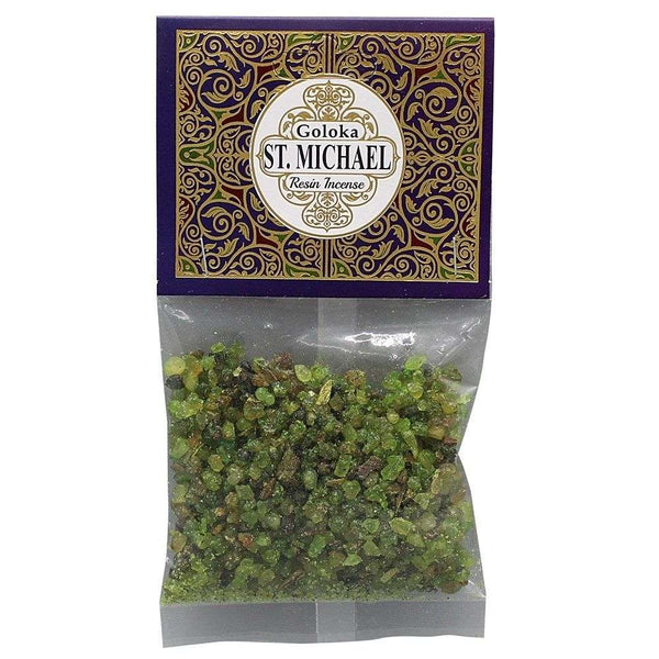 Goloka St. Michael Mix Resin Incense