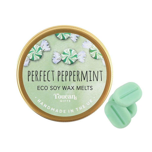 Perfect Peppermint Eco Soy Wax Melts