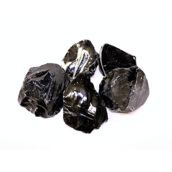 Black Obsidian Rough Crystal