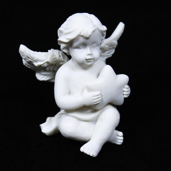 Sitting Cherub Ornament