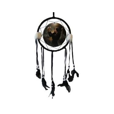 Message Bearer Dreamcatcher By Cindy Grundsten (16cm)