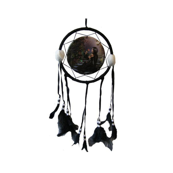 Forbidden Love Dreamcatcher By Cindy Grundsten (16cm)