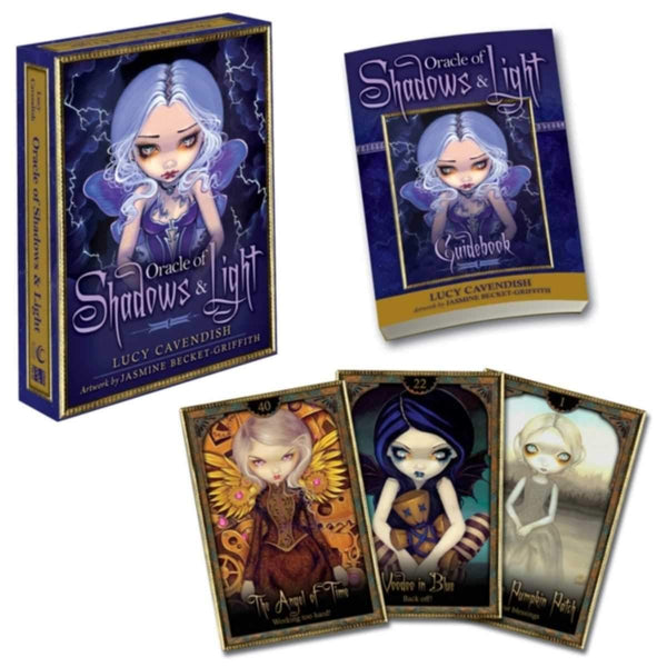 Oracle of Shadows and Light By Lucy Cavendish