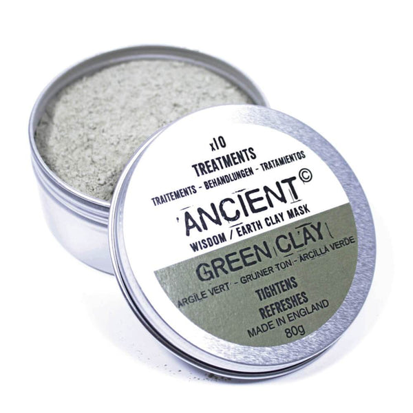 Detoxifying Green Clay Face Mask