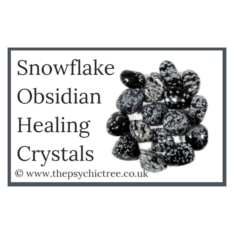 Snowflake Obsidian Guide Book