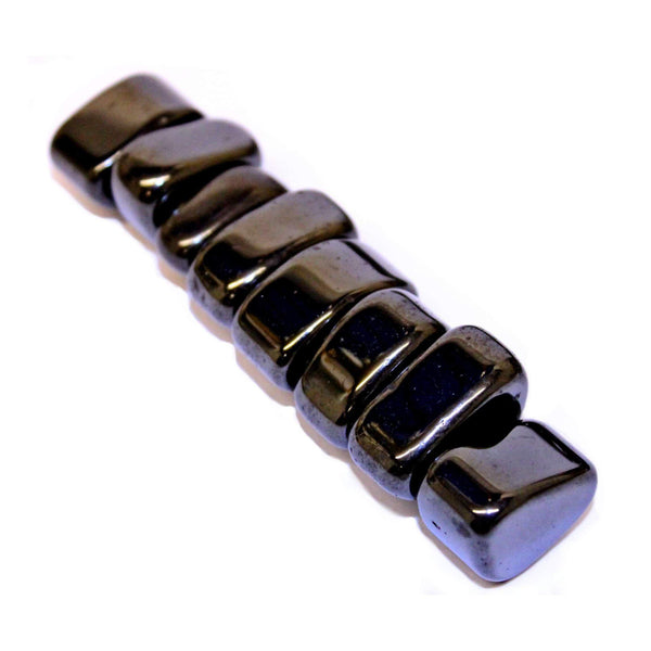 Hematite Magnetic Sitcky Stones Healing Crystals