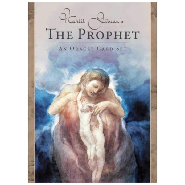 Kahlil Gibran's the Prophet - an Oracle Card Set