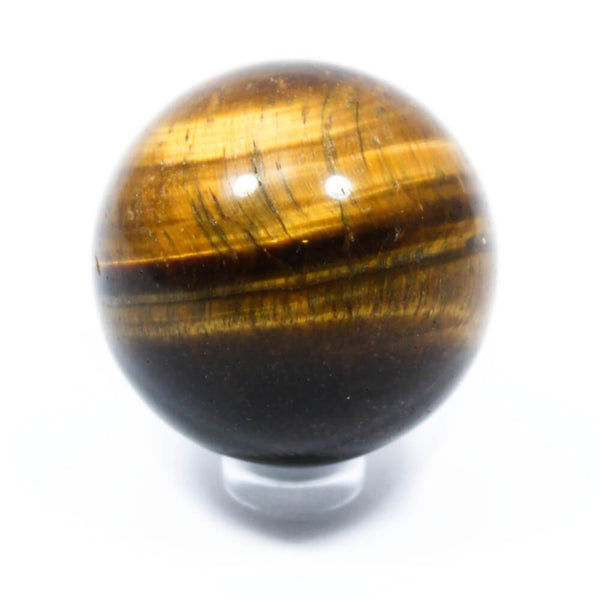 Gold Tigers Eye Crystal Sphere (45mm)