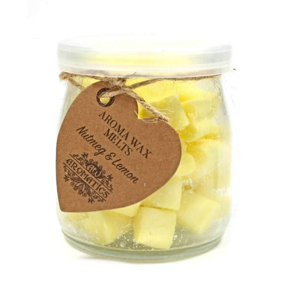 Nutmeg & Lemon Wax Melts