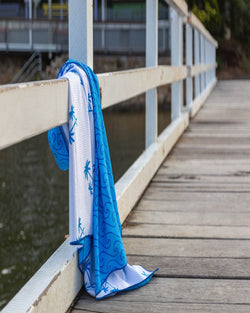 Sand Free and Light Weight Beach Towel | Wipeout