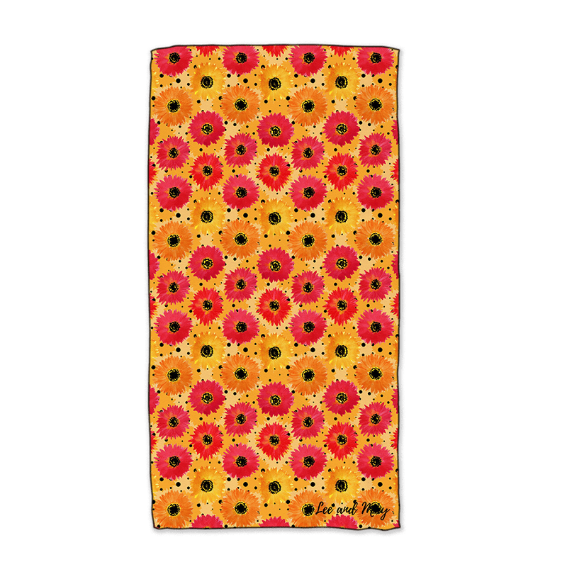 Sand Free and Light Weight Beach Towel | Daisy