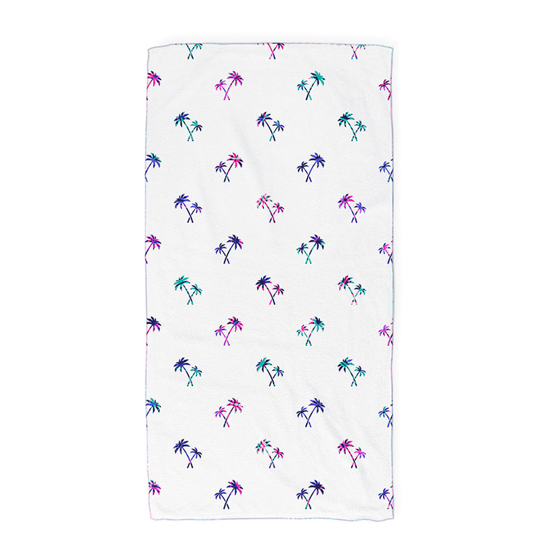 Sand Free and Light Weight Beach Towel | Summer Breeze