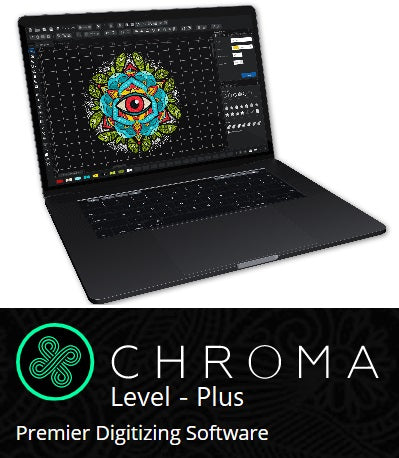 Chroma (Ricoma) Level 2 - Plus