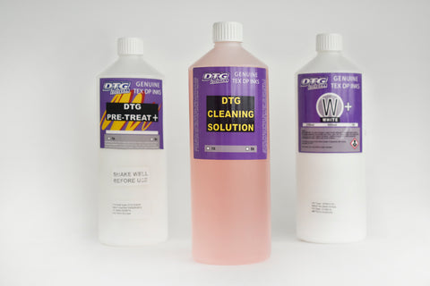 DTG Cleaning Solution