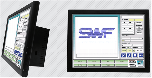 "SWF (COP BOX) 15"" Touch Screen Controller Upgrade"