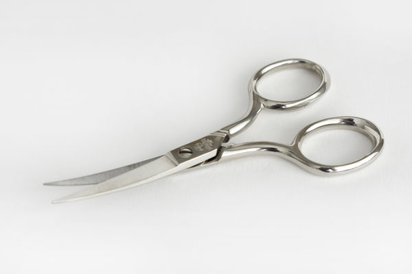 Embroidery 10.2cm Curved Scissors - Mundial