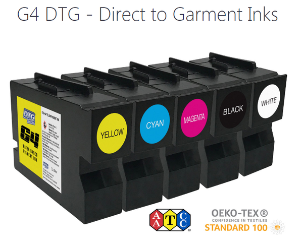 G4 DTG Magenta (M) Ink Cartridge (200ml)