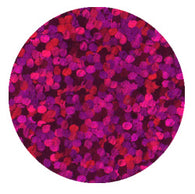 Fuchsia - Holographic Spangle THS203 (70mtr x 6mm Tape)