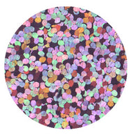 LIGHT PINK - Holographic Spangle THS212 (70mtr x 6mm Tape)