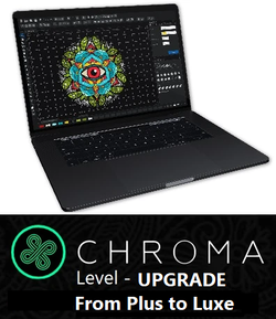 Chroma (Ricoma) Upgrade - From Plus to Luxe