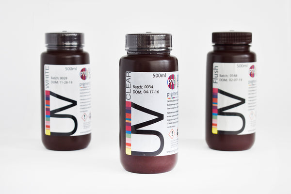 UV P70i Clear Ink (1ltr)