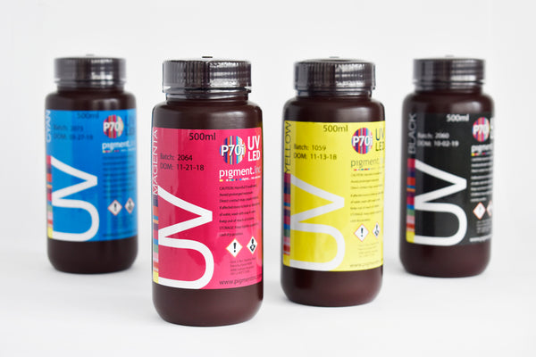 UV P70i Magenta Ink (1ltr)