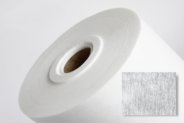 White 80 Gram Cap Backing (82mm x 100m)
