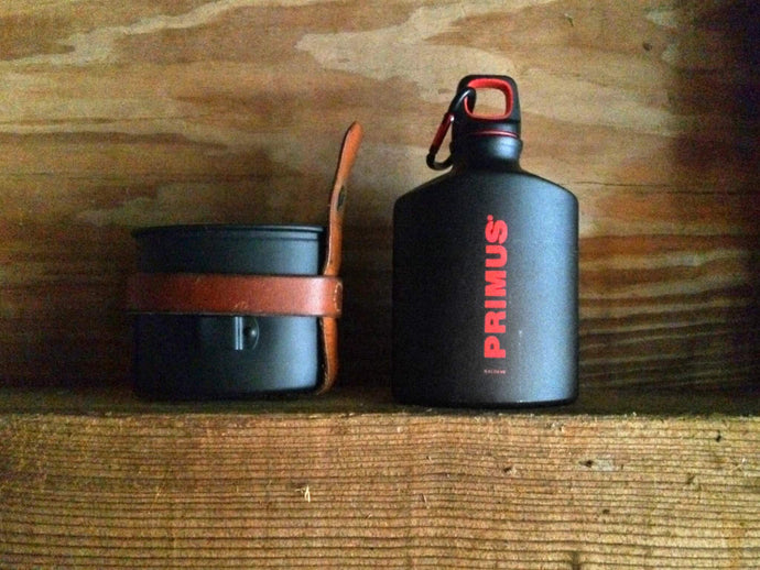 Swiss Army Flask & Cup Set