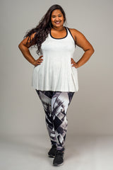 FULL LENGTH LEGGING - GRAPHIC PRINT
