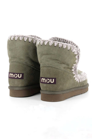ESKIMO INNER WEDGE SHORT MOU BOOTS