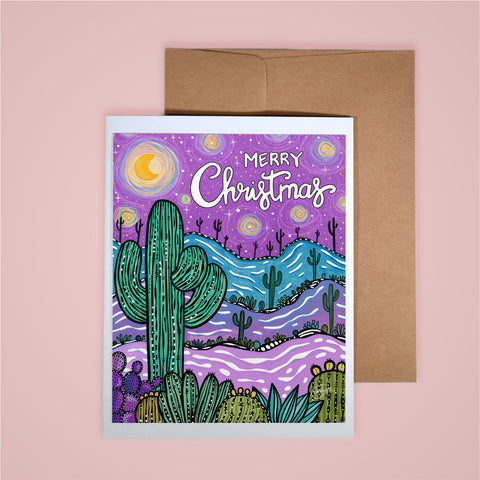 Holiday Card - Merry Christmas