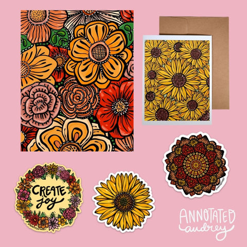 Floral Feels Gift Bundle