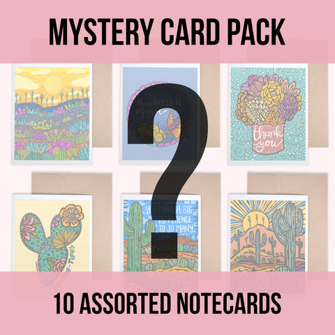 Card Pack - Mystery Bundle