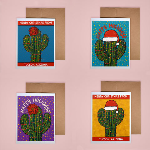 Holiday Card Set - Tucson