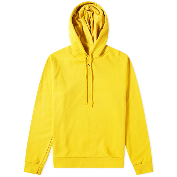 99 Small Logo Hoodie Yellow/Black