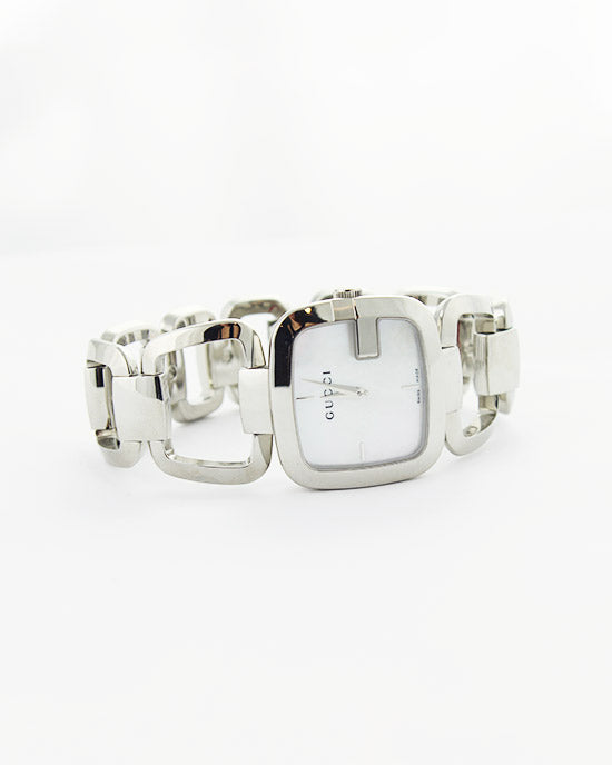Gucci dameur - G-Gucci Mother of Pearl Dial