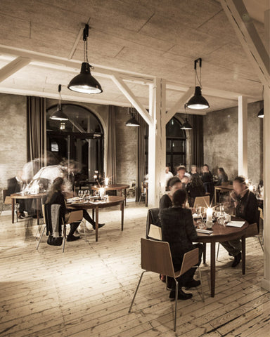 Winemakers dinner hos Restaurant Domestic d. 31 august 2019