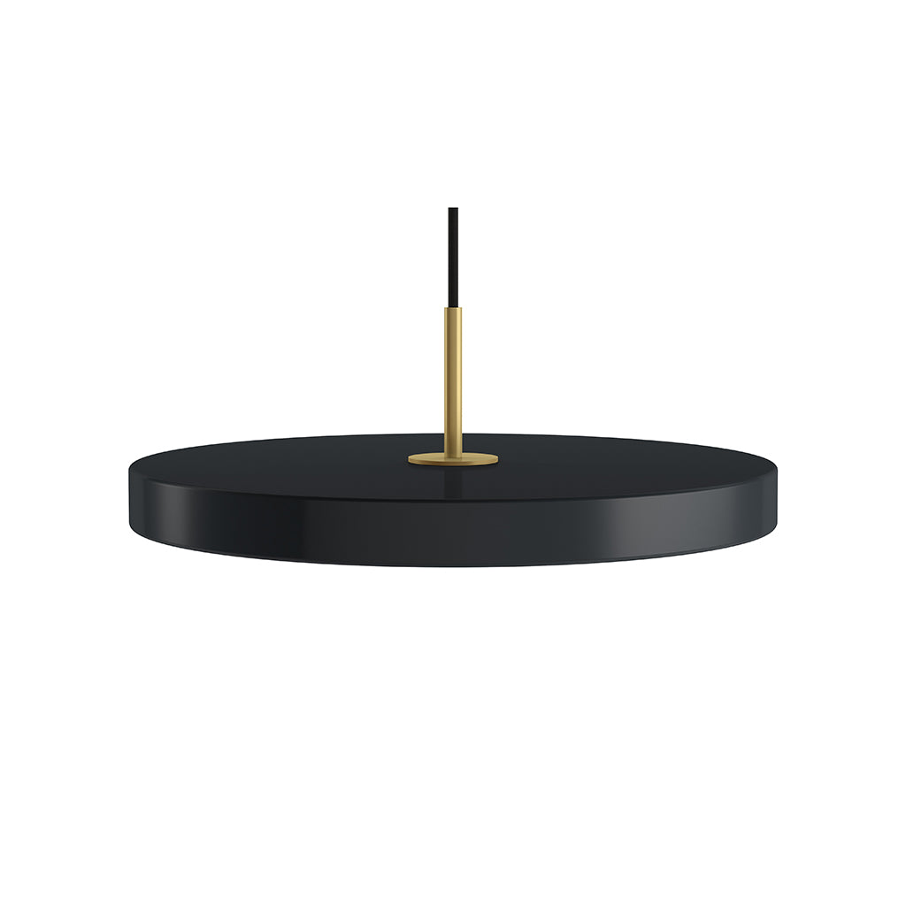 UMAGE Loftlampe - Asteria anthracite grey