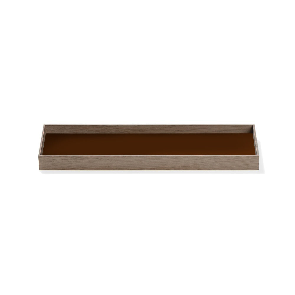 Munk Collective Frame Tray Small Burnt Umber
