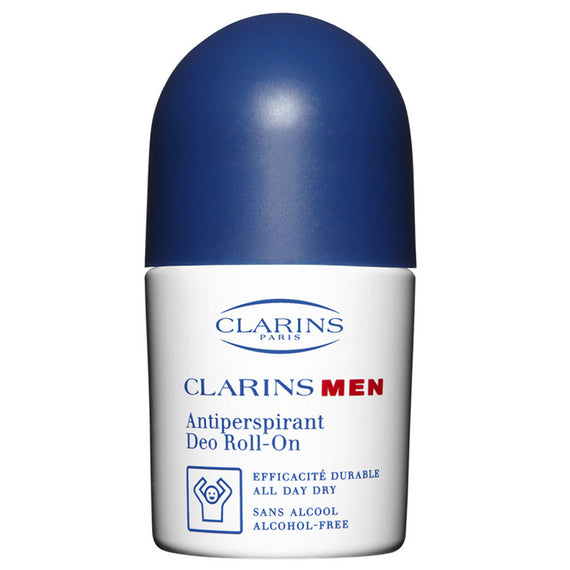 Clarins - Deodorant - Men Antiperspirant Deo Roll-on 50 ml.