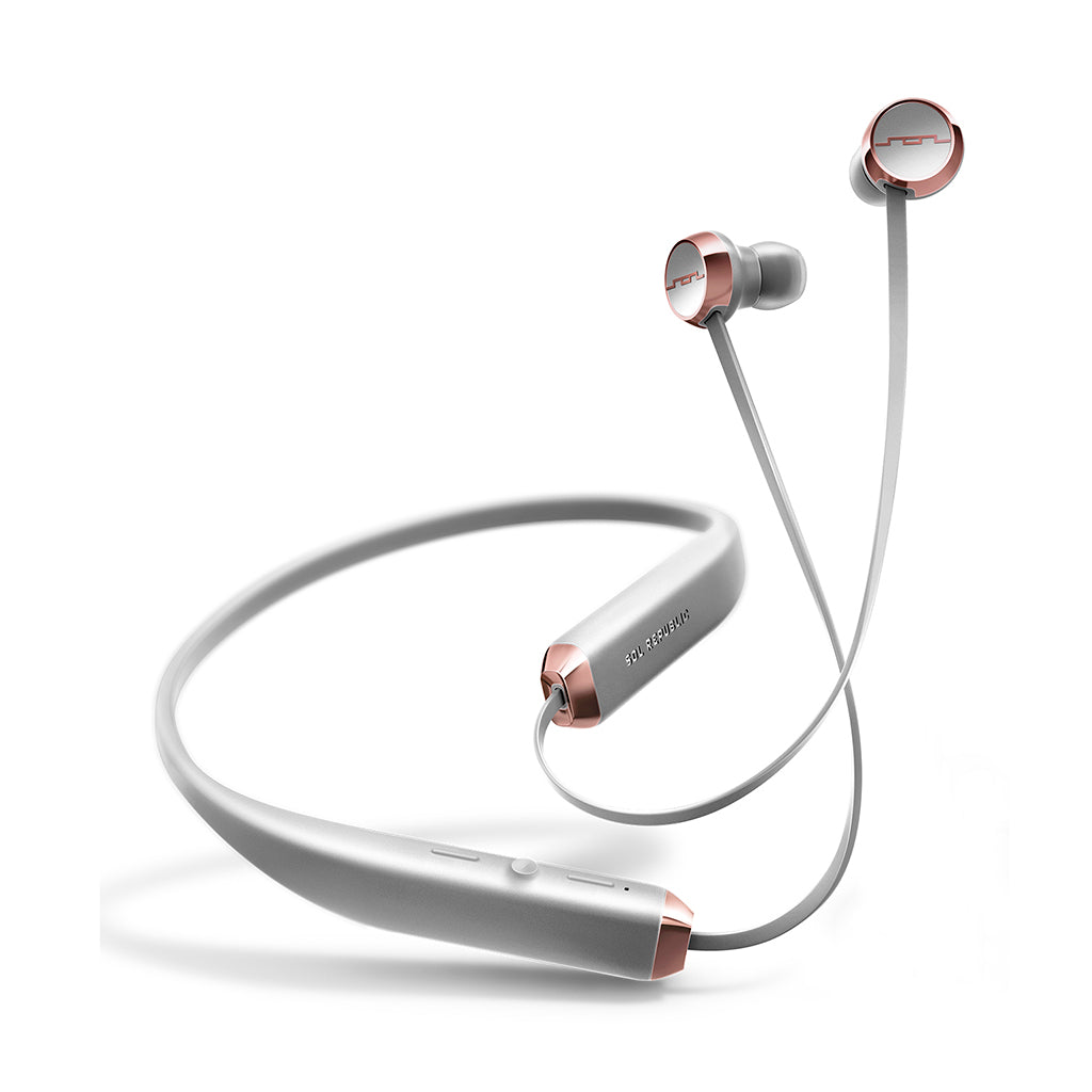 Sol Republic Earbuds  Shadow Grey