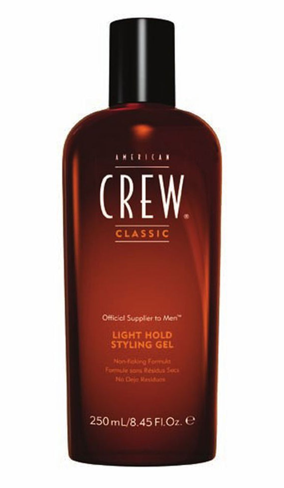 American Crew - Light Hold Styling Gel 250 ml.