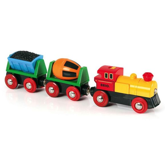 BRIO - Legetøjstog - Battery Operated Action Train
