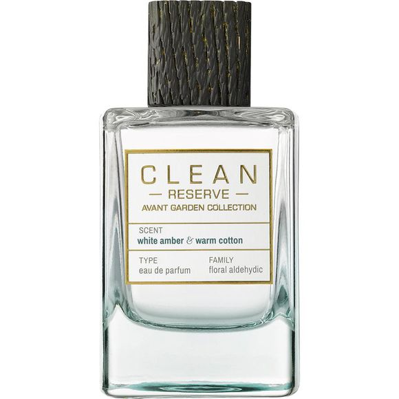 Clean Reserve - White Amber  and  Warm Cotton EDP 100 ml