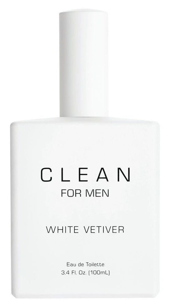 Clean - White Vetiver For Men EDT 100 ml.