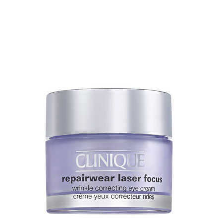 Clinique - Anti-age creme - Repairwear Laser Focus Wrinkle Correcting Eye Cream 15 ml.