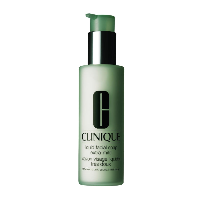 Clinique - Hudpleje - Liquid Facial Soap Mild 200 ml.