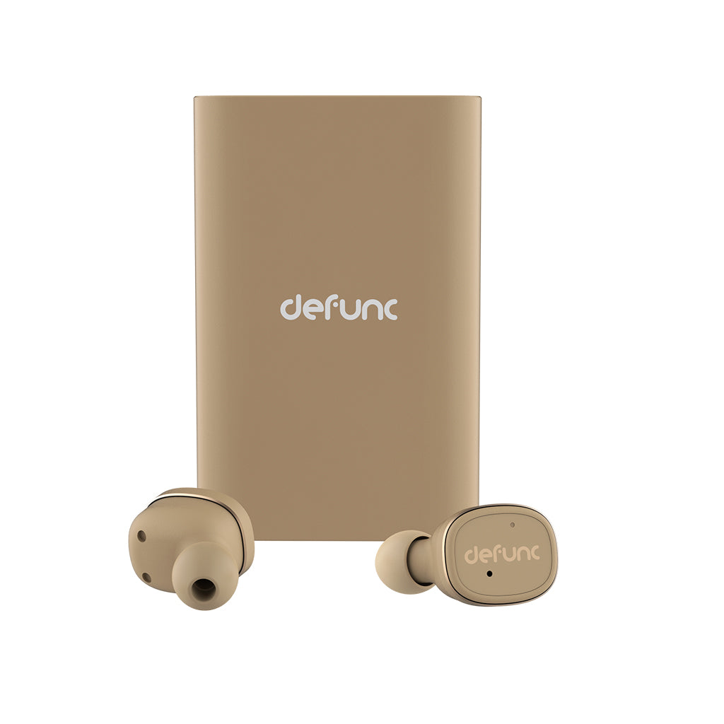DeFunc True Earbud Plus Gold
