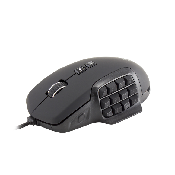 White Shark - Computermus - Alexander Gaming Mouse